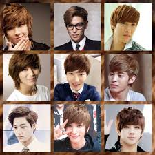 male kpop hair what style colour is your favourite k pop