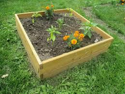 Raised Garden Beds Kits Raised Garden Bed Kit 3 U0027x3 U0027