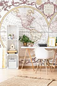 best 25 home map design ideas on pinterest world map wall vintage 1782 world map wall mural