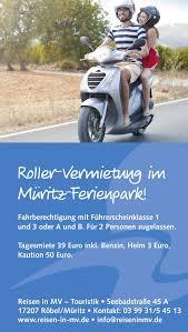 Vermietung Roller Vermietung Müritz Ferienpark