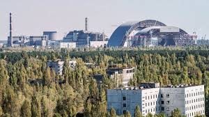 Chernobyl Fallout Map by Chernobyl U0027s Radioactive Wasteland Could Become The World U0027s Largest
