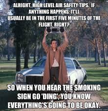 Afraid Meme - why i m not afraid of flying