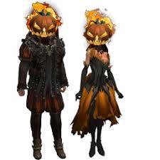 Wraith Halloween Costume Guild Wars