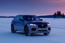 2017 jaguar f pace configurations 2017 jaguar f pace s review