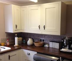 b q kitchen wall cabinets white approx 2yr white b q kitchen worktops and some appliances