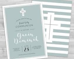 communion invitations for boys holy communion holy communion invitations holy