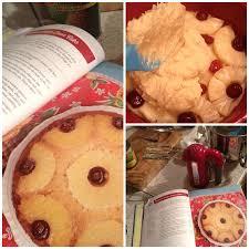 the clandestine cake club cookbook u2013 pineapple upside down cake