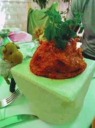 sur la cuisine kebbe présenté sur la picture of la cuisine de mona
