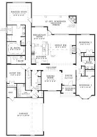 Ranch Floor Plans With Basement with Apartments 2000 Sq Ft House Plans With Basement Single Story