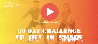 free workout schedule hasfit u0027s free 30 days challenge to get in shape workout plan and