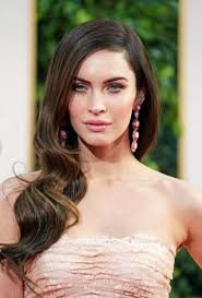 hairstyles golden globes hairstyles how to megan fox at the 2013 golden globes beauty
