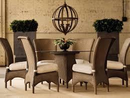exterior enchanting outdoor wicker furniture by lloyd flanders