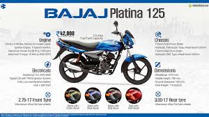 platina new model bajaj platina 125 price specs review pics mileage in india