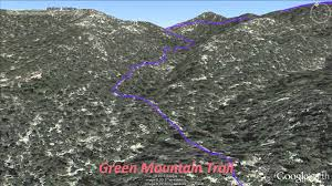 Mt Lemmon Hiking Trails Map Tucson Hikes Green Mountain Trail Hd Youtube