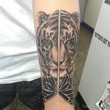 16 fine tiger tattoos on wrist