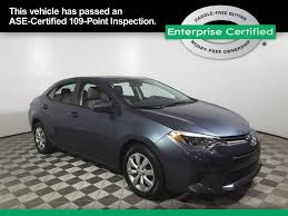 used toyota corolla for sale in indianapolis in edmunds