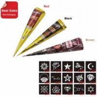 price u0026 review waterproof natural indian tattoo henna paste for