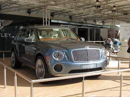 bentley suv goodwood festival of speed bentley suv exp 9f
