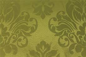 Curtain Upholstery Fabrics Floral Damask Faux Silk Jacquard Curtain Upholstery Fabric