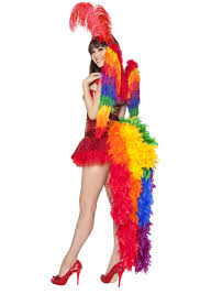 Baby Parrot Costumes Halloween Parrot Playmate Women Deluxe Costume Halloween Costumes