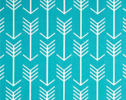 Indoor Outdoor Fabric For Upholstery Royal Blue Arrow Fabric By The Yard Designer Indoor Outdoor