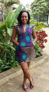 african print shift dress the afia shift dress is made from a