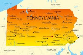 Chester Pa Map Popular 189 List Pennsylvania Map