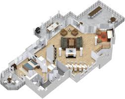 house of blues atlantic city floor plan
