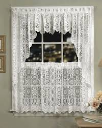 Primitive Kitchen Curtains Country Kitchen Curtains Valances Spice Colored Sheer