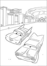 cars 2 printable coloring pages cars coloring john lassetire