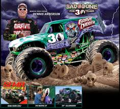 grave digger monster truck 30th anniversary grave digger 30th