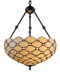 Overstock Com Tiffany Floor Lamps by Amora Lighting Am1117hl18 Tiffany Style Ceiling Hanging Pendant