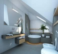 salle de bain dans chambre sous comble idées pour aménager une salle de bain sous combles habitatpresto