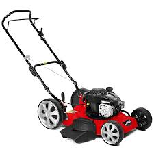 cobra mm51b mulching lawn mower
