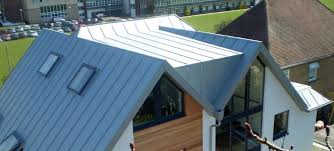 Metal Roof On Houses Pictures by Zinc Roofing And Cladding Metal Roof Ltd