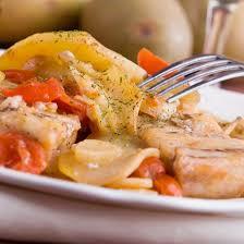 morue cuisine recette morue salée à la portugaise