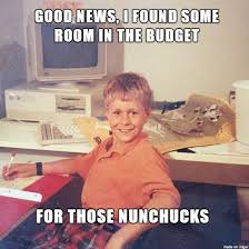 Good News Meme - s biz kid has good news meme guy