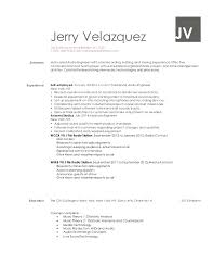Music Resume Examples by Music Engineer Cover Letter