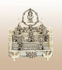 976 best silver puja items home temple images on