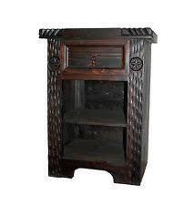 Wrought Iron And Wood Nightstands Nightstands Ebay