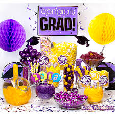 Candy Buffet For Parties by Pay Homage To Your Alma Mater By Building An Amazing Candy Display