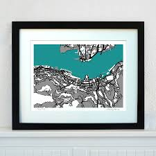 printable maps hong kong hong kong map art print by firewater gallery notonthehighstreet com