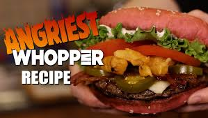 halloween whopper burger king will it whopper part 2 hellthyjunkfood pinterest watches