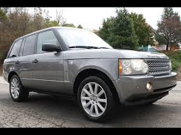 land rover supercharged white used land rover range rover for sale in erie pa 1 345 cars from