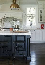 See Thru Chinese Kitchen Blue Island Oh To Someday Have Space For An Island I Love These Bar Stools
