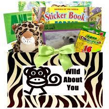 Gift Baskets For Kids Tlc Get Well Basket For Kids