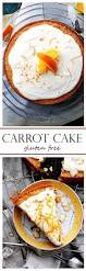 flourless carrot cake with mascarpone frosting gluten free