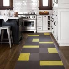tapis de cuisine et gris wunderschönen tapis gris jaune idées de conception de tapis de bain
