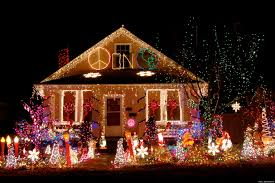 Interior Photos Of Homes Decorated For Christmas Tacky Christmas Lights Displays Photos Videos Huffpost