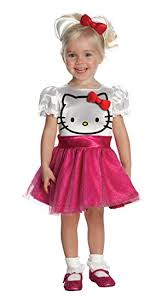 Size Kitty Halloween Costume Amazon Kitty Tutu Costume Dress Toddler Toys U0026 Games